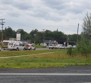 Shooting in Fredericton, Canada leaves 4 dead – including two police officers