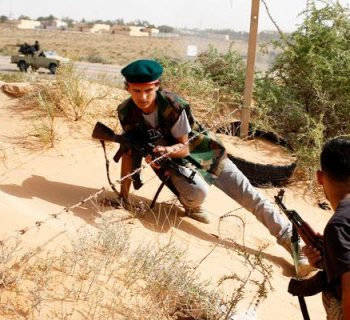 UN: Armed groups threaten political transition in Libya