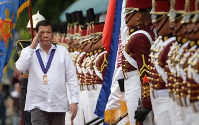 Philippines' Duterte could resign if Marcos Jr becomes vice president