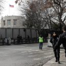 One detained in relation to shooting outside US Embassy in Ankara