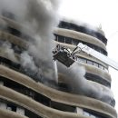 Fire in multi-story building in India's Mumbai kills 4