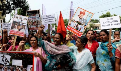Indian nuns, congregation demand justice for sister allegedly assaulted by bishop