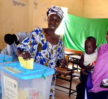 Low turnout marks final round of Mauritania polls