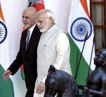 India and Afghanistan review their strategic partnership