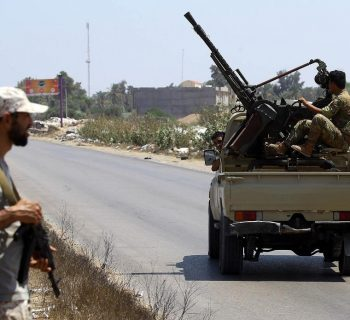 Libya says death toll from Tripoli clashes climbs to 96