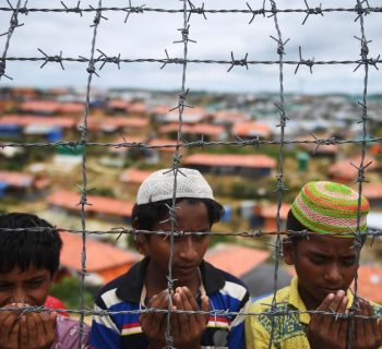 Rohingya children are deprived of basic education, recent reports reveal
