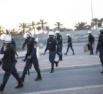 Manama charges 169 over terror ring