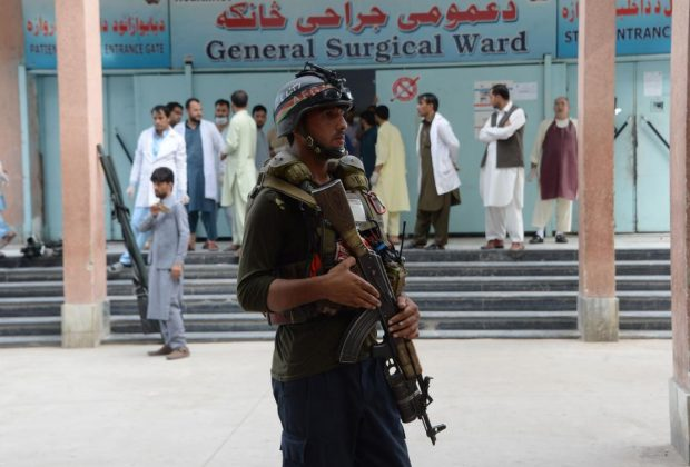 Blast in Afghanistan election rally leaves 13 dead