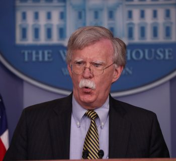 John Bolton: 'Iran has been world's central banker for terrorism since 1979'