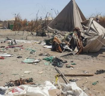 Woman killed, many injured in Houthi attack on KSRelief camp in Yemen
