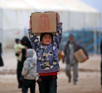 Syrians in ex-opposition zones struggle after aid groups withdraw