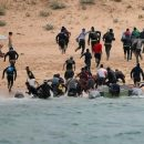 Morocco navy fires on migrant boat, wounding one