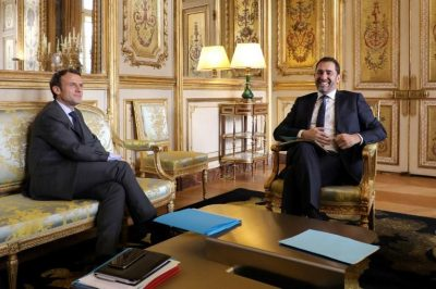 Macron reshuffles government, names new interior minister