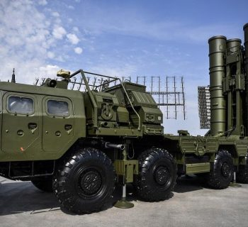 Turkey says Russian S-400 systems installation to begin Oct. 2019