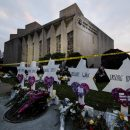 Pittsburgh synagogue shooting suspect charged with 44 counts