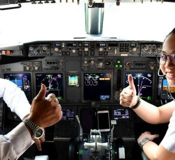 Malaysia Airlines introduces first female pilots