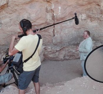 Eminent Egyptologist leads team to discovery of 'vital ramp system' at Great Pyramids