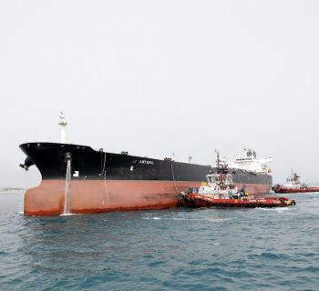 US accuses Iranian oil tankers of turning off maritime transponders