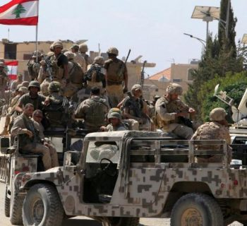 Lebanon army 'detains several hundred Syrians' in raids on camps