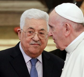 Vatican renews call for 2-state solution to Mideast conflict