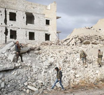 Clashes in Idlib as opposition groups vie for control