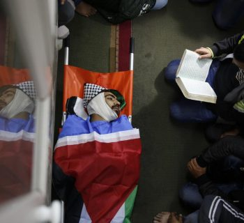 Israeli military probes shooting of Palestinian in the back