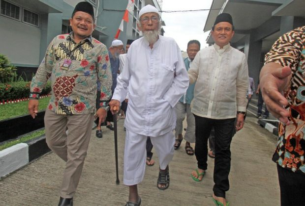 Indonesia's radical cleric  to be freed next week