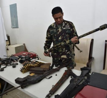 Troops seize jungle hideout after clashes with pro-Daesh fighters in Philippines
