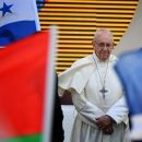 Pope Francis seeks to inspire Panama's priests, sisters at Youth Day
