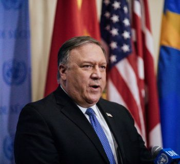 Pompeo to visit Saudi Arabia, UAE during Middle East tour