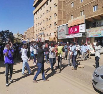 Over 800 protesters arrested in Sudan demonstrations: minister
