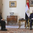 Pompeo in Egypt amid concerns over US Mideast policy