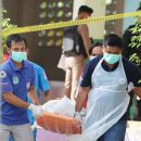 Gunmen kill 4 volunteers guarding southern Thailand school