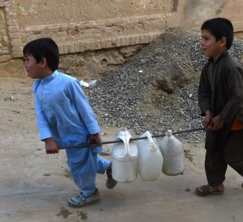 Kabul faces water crisis as drought, population strain supply