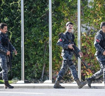 Turkey orders arrest of more than 100 military personnel over suspected Gulen ties