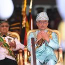 New Malaysian king sworn in