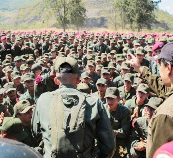 Struggle for control of Venezuela returning to the streets