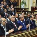 Fifth of Egypt's MPs back bid to amend constitution