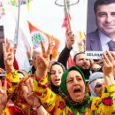 Growing support for Turkish rallyists on hunger strike