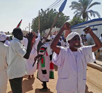 Group urges UN to probe Sudan's use of force in protests