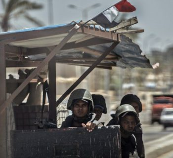Fifteen Egyptian troops killed or wounded in North Sinai