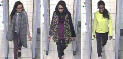 Family of Daesh teen appeals to UK to help bring her child home