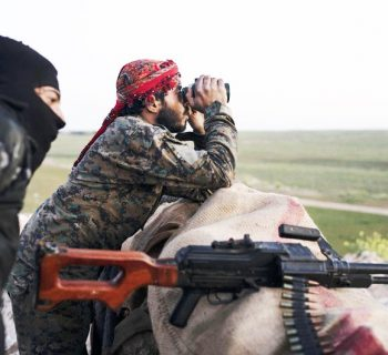 Kurd forceswelcome US decision to keep200 troops