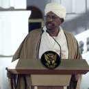Day into emergency rule, Sudan's Bashir names vice president and PM