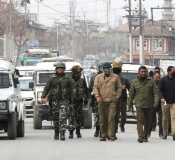 Call for Kashmir shutdown on Sunday in protest against crackdown on activists