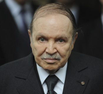 A leader of Algeria's ruling FLN party says Bouteflika is 'history now'