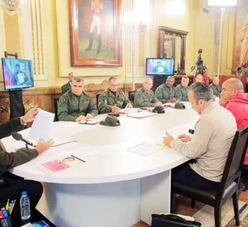 Maduro creates military unit to protect public service installations