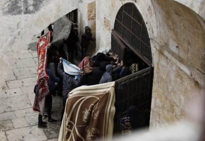 Israel court orders closure of building at Jerusalem holy site