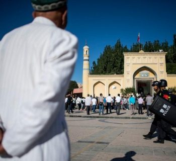 13,000 Xinjiang 'terrorists' arrested since 2014: China