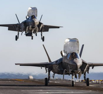 US may soon pause preparations for delivering F-35s to Turkey